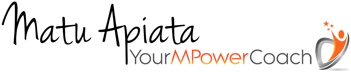 Matu Apiata Your MPower Coach Logo